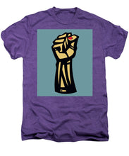Future Is Female Empower Women Fist - Men's Premium T-Shirt