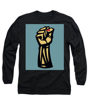 Future Is Female Empower Women Fist - Long Sleeve T-Shirt