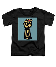 Future Is Female Empower Women Fist - Toddler T-Shirt