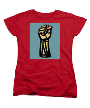 Future Is Female Empower Women Fist - Women's T-Shirt (Standard Fit)