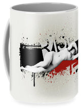 Grunge Background  - Mug