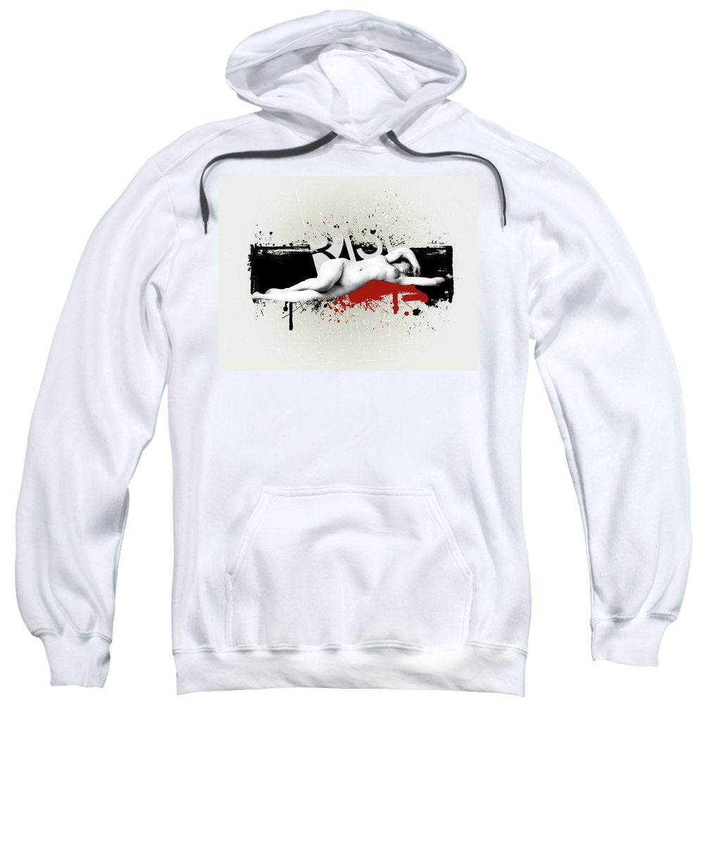 Grunge Background  - Sweatshirt