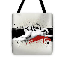 Grunge Background  - Tote Bag