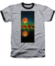 Harvest Moon - Baseball T-Shirt