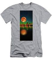 Harvest Moon - Men's T-Shirt (Athletic Fit)