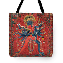 Hindu God Sexual - Tote Bag