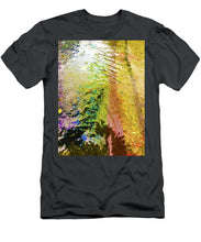 Into The Liquid - Men's T-Shirt (Athletic Fit)