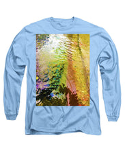 Into The Liquid - Long Sleeve T-Shirt