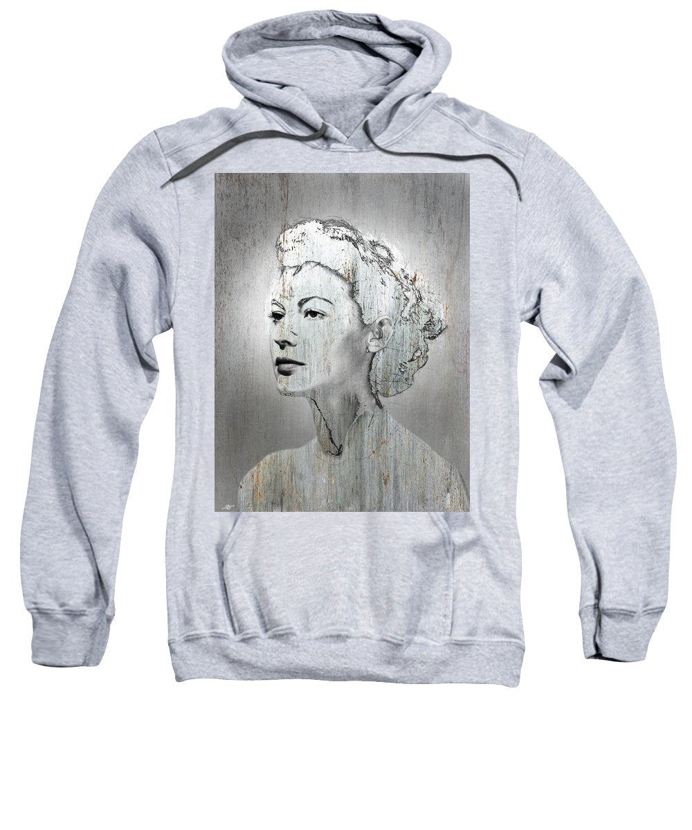 Silver Screen Eva Gardner - Sweatshirt