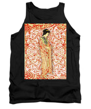 Japanese Woman Rise Dressing - Tank Top