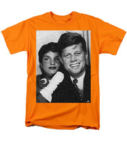 John F Kennedy And Jackie - Men's T-Shirt  (Regular Fit)