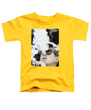 John F Kennedy Cigar And Sunglasses 2 Large - Toddler T-Shirt
