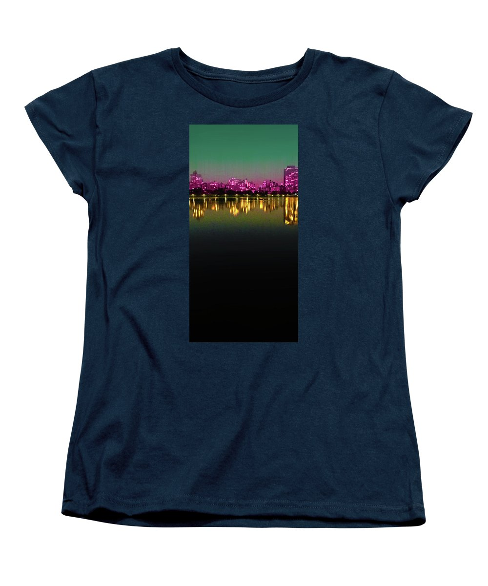 Long Night - Women's T-Shirt (Standard Fit)