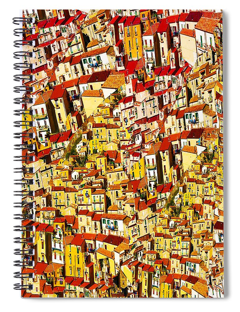 Look Closely - Spiral Notebook