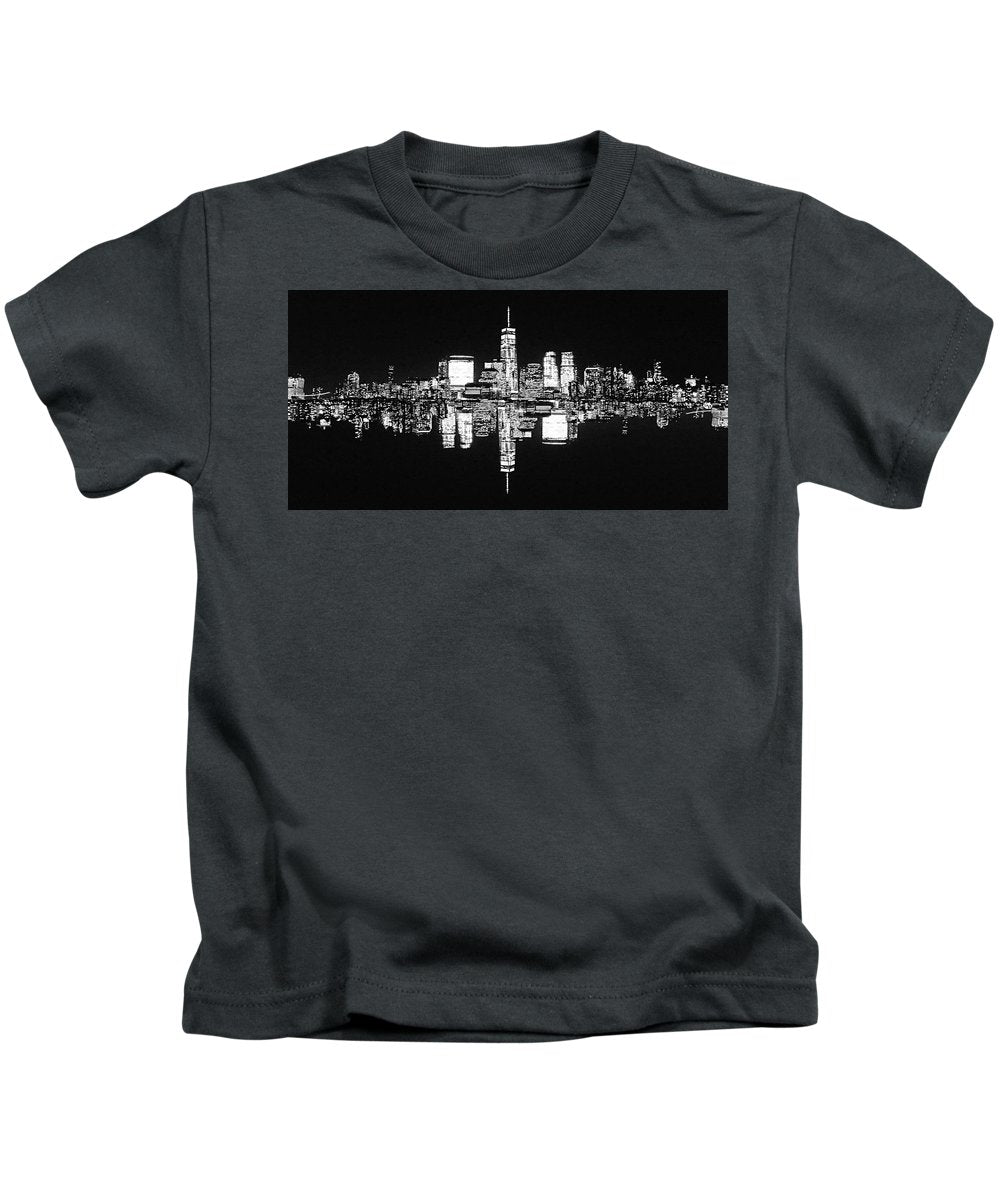 Manhattan 2 - Kids T-Shirt