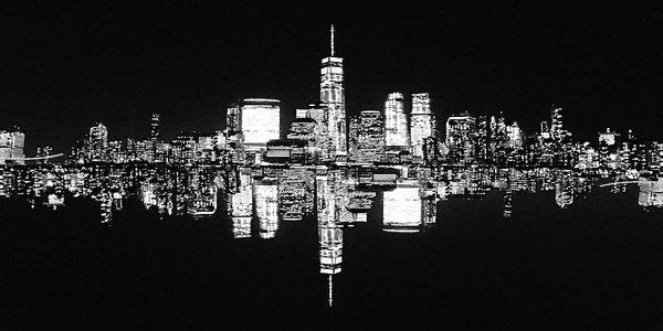 Manhattan 2 - Art Print