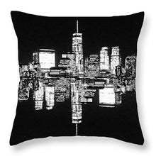 Manhattan 2 - Throw Pillow