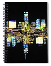 Manhattan - Spiral Notebook
