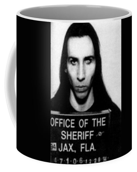 Marilyn Manson Mug Shot Vertical - Mug