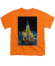 Marilyn Monroe New York City 1 - Youth T-Shirt