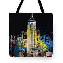 Marilyn Monroe New York City 1 - Tote Bag