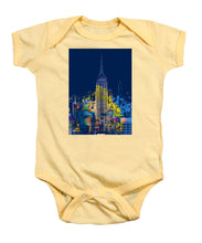 Marilyn Monroe New York City 2 - Baby Onesie