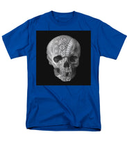 Metal Skull - Men's T-Shirt  (Regular Fit)