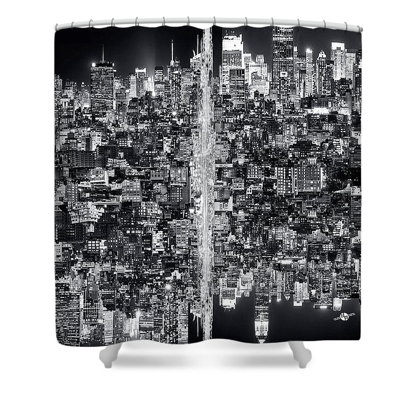 Midtown - Shower Curtain