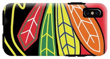 Native American Indian Blackhawks Of Chicago - Phone Case