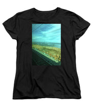 New Jersey From The Train 1 - Women's T-Shirt (Standard Fit)