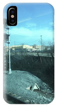 New Jersey From The Train 2 - Phone Case