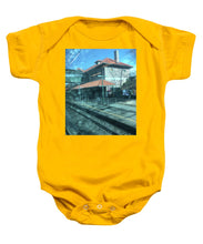 New Jersey From The Train 3 - Baby Onesie