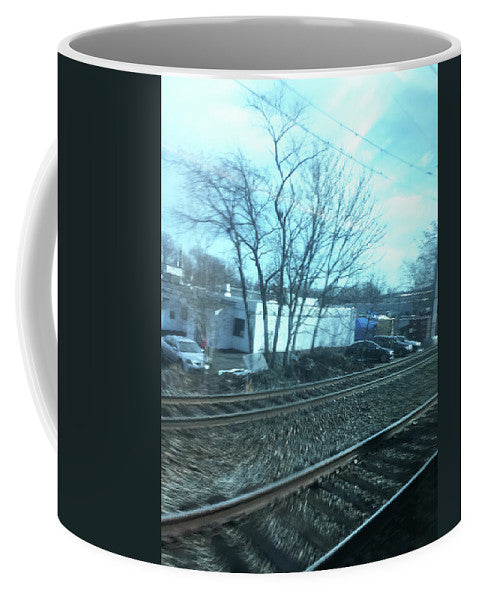 New Jersey From The Train 4 - Mug
