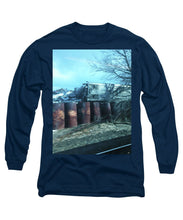 New Jersey From The Train 5 - Long Sleeve T-Shirt