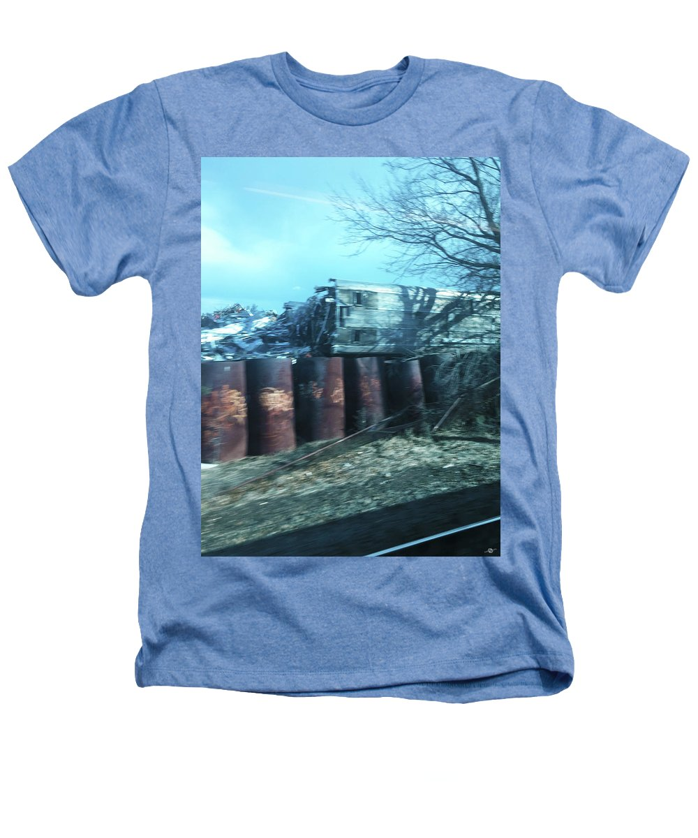 New Jersey From The Train 5 - Heathers T-Shirt