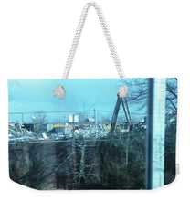 New Jersey From The Train 7 - Weekender Tote Bag