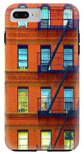 New York City Apartment Building 2 - Phone Case