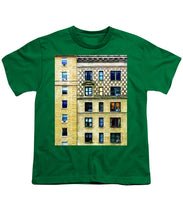 New York City Apartment Building - Youth T-Shirt