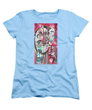 New York Door 3 - Women's T-Shirt (Standard Fit)