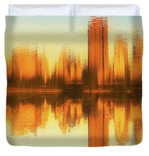 Nyc Dna - Duvet Cover