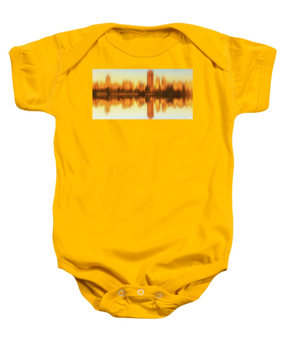 Nyc Dna - Baby Onesie