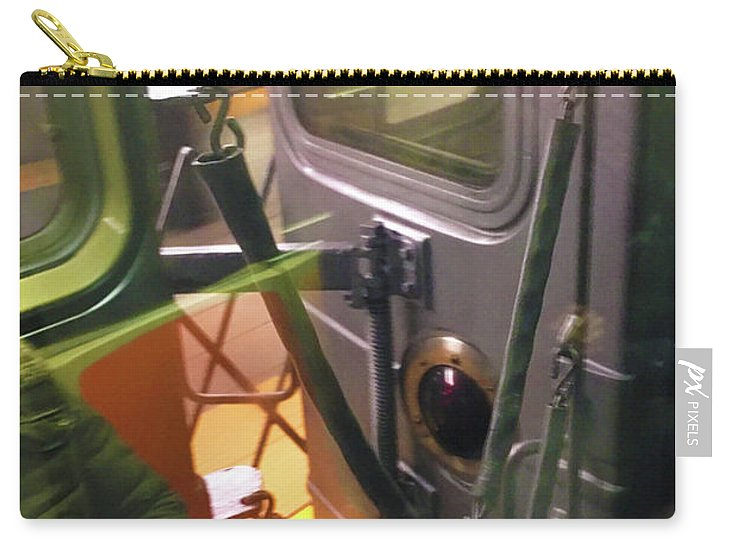 Photo On The New York City Subway - Carry-All Pouch