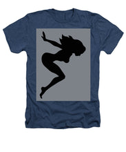 Our Bodies Our Way Future Is Female Feminist Statement Mudflap Girl Diving - Heathers T-Shirt