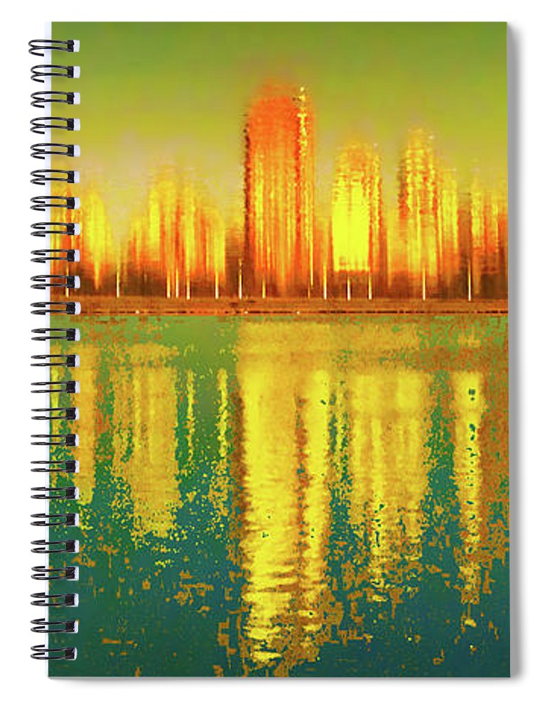 Oz - Spiral Notebook