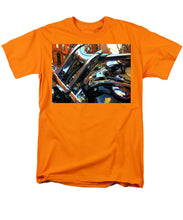 Painting Cold Chrome New York - Men's T-Shirt  (Regular Fit)