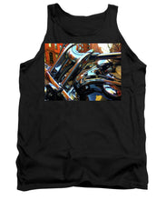 Painting Cold Chrome New York - Tank Top
