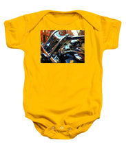 Painting Cold Chrome New York - Baby Onesie