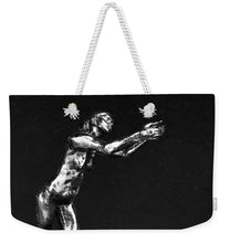 Painting Of The Implorer - Weekender Tote Bag