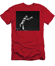 Painting Of The Implorer - Men's T-Shirt (Athletic Fit)