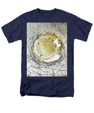 Paved With Gold - Men's T-Shirt  (Regular Fit)